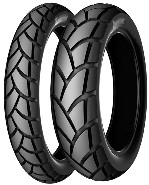 Шина Michelin 17  130/80 R17  ANAKEE 2 (65H) TL/TT