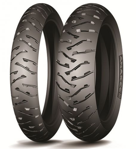 Шина Michelin 17  120/90 R17  ANAKEE 3 (64S) TT
