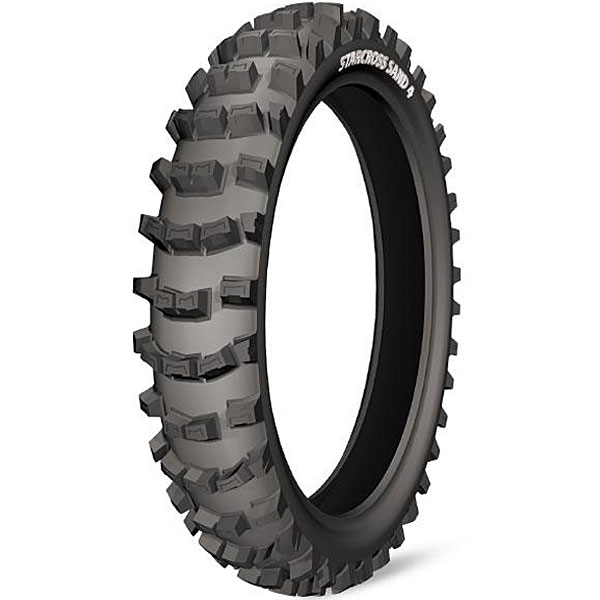 Шина Michelin 19   100/90-19 STARCROSS SAND 4 (57M) TT