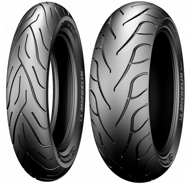 Шина Michelin 17  200/55 R17  COMMANDER II (78V) TL/TT