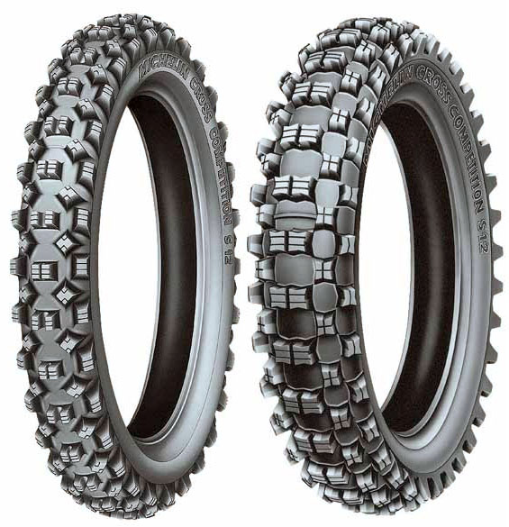 Шина Michelin 18   120/90-18 CROSS COMP S12 XC