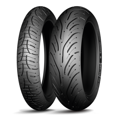 Шина Michelin 17  120/70 ZR17 PILOT ROAD 4 (59W) TL