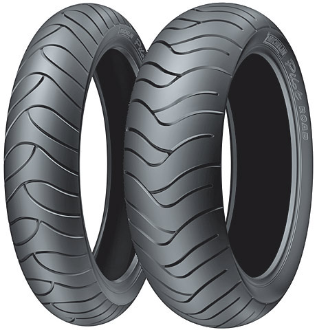 Шина Michelin 17  120/70 ZR17 PILOT ROAD (58W) TL