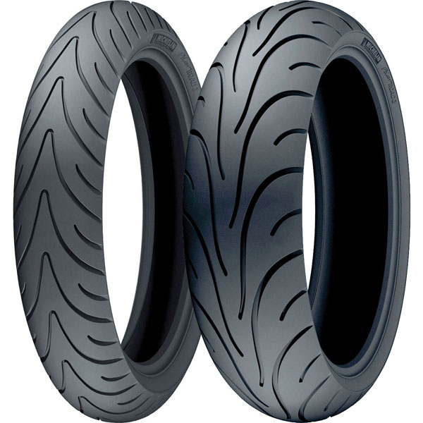 Шина Michelin 17  120/70 ZR17 PILOT ROAD 2 (58W) F TL