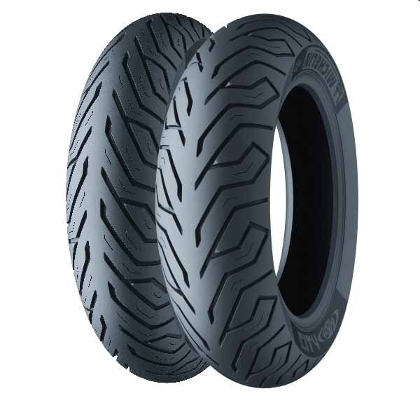Шина Michelin 10  120/70-10 REINF CITY GRIP (54L) TL