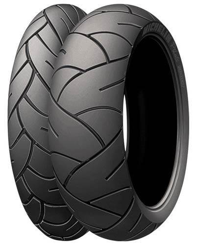 Шина Michelin 18  100/90 R18  PILOT SPORTY (56S) TL/TT