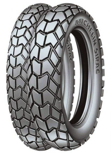 Шина Michelin 21  3.00-21  SIRAC (51T) Enduro